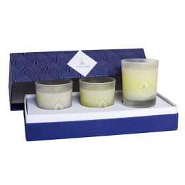 ADP - gift set 3 candles 75 g
